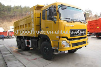 Dongfeng 6x4 dump trucks for sale