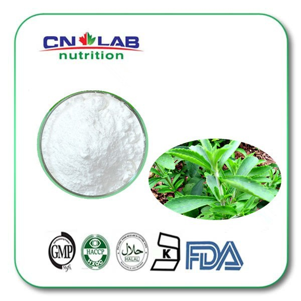 Stevia leaf extract stevioside 90% pure powder,food additive