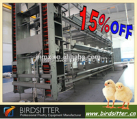 for growing broiler cage chicken farm cage