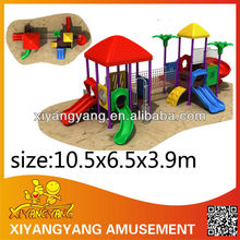 Nursery playground custom outdoor large slides childrens slide manufacturers