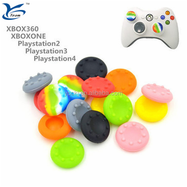 Bulk package thumbsticks controller thumb caps Thumb grip caps for xbox one joystick PS2/PS3/PS4