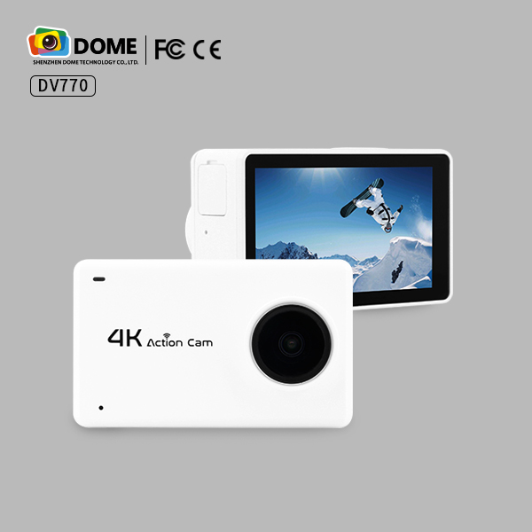 Factory Price 2.45 Inch Action Camera 4K HD Mini DV Video Camera With Wifi