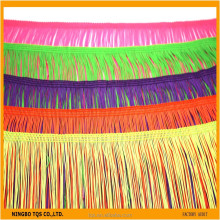 Lace Trimming Fashion Garment Fringes Trimming Long Fringes For Dresses