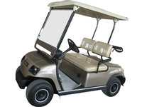 Golf club 2 seats electric mini car gol cart