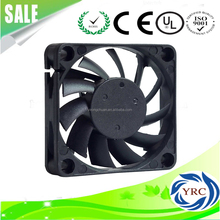 6010 60x60x10 mm 12v dc brushless tiny cooling fan