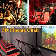 double seats 5d theatre for kids entertainment