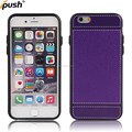 hot selling case leather Sticker case TPU soft cover case For iPhone6