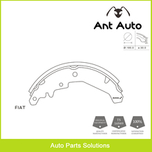 Off road brake shoes