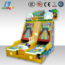 Hot vending arcade game machine coin operated Ghost Bowling