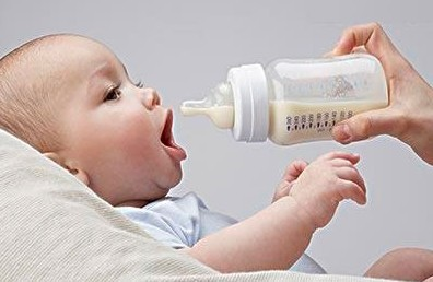 a Nanny if one has infant formula mixer and dispenser machine to prepare accurate & perfect feeding bottles with just one push