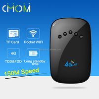 New Arrival wifi 4g router with sim card slot