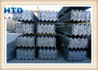 hot rolled unequal /equal angle steel made in china