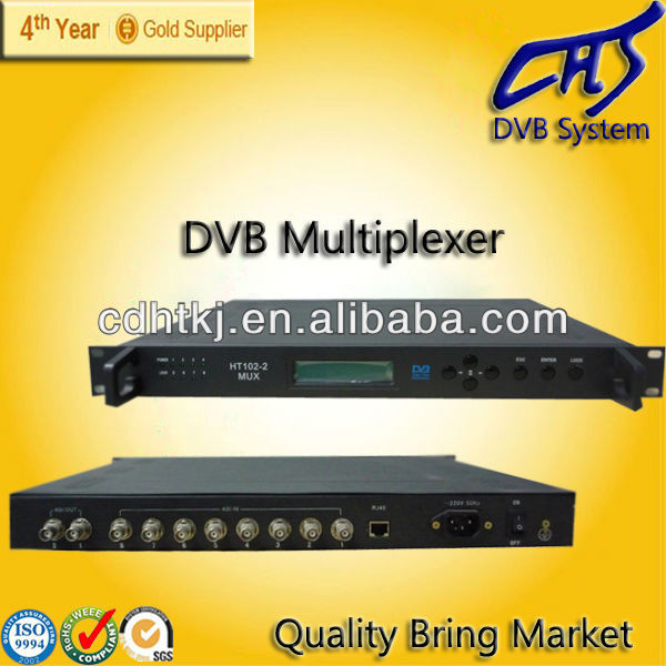 8 port video multiplexer
