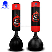 Fitness Synthetic Leather boxing bags custom made punching bag