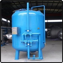 Full automatic Industrial and commercial carbon steel quartz sand filter /aquaculture sand filter