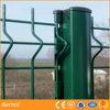 pvc spray iron bending fence panels for garden fence