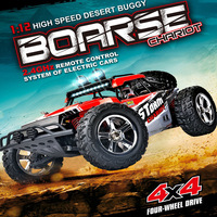 SUBOTECH BG1513A/B 1/12 2.4G 2CH 4WD 35km/h High Speed Electric off road Desert Buggy with LED Light RTR RC Car for sale