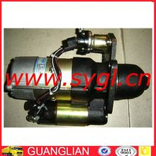 starter motor 4983068 for dongfeng truck yutong bus Golden dragon bus