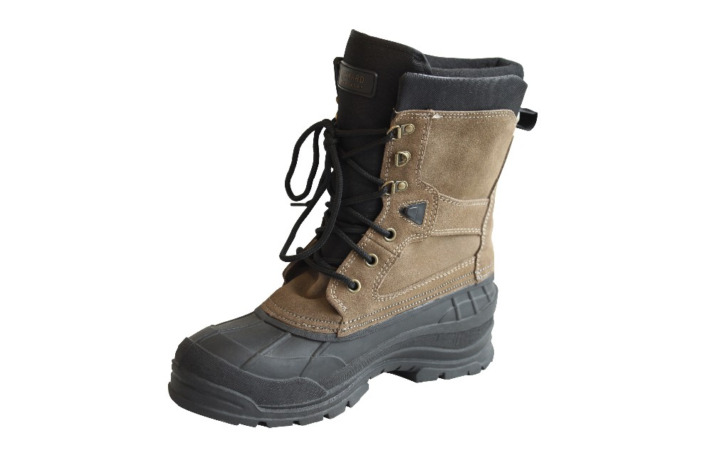 Hot sale new arrival men's waterproof warm snow boot