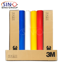 Original 3M 610 C Roadway Safety Material Color Self Adhesive 3M Reflective Sheeting