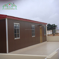 Good quality quick build light steel structure luxury villa for family