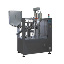 NF-80A Fully automatic plastic tube filling and sealing machine made in China