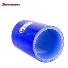 Silicone car pipe reinforced hose auto hose industrial rubber tube