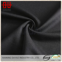 china warp knitting factory all kinds of tricot style mesh fabric for sports shoes