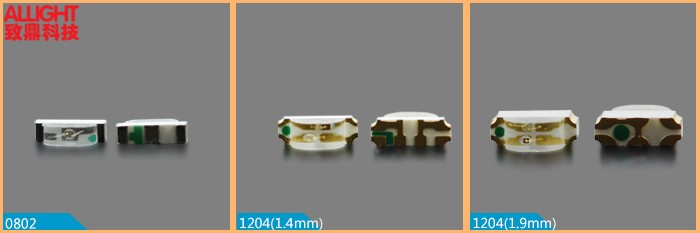 SMD 3528 850nm IR 120degree LED