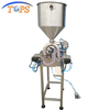 CE Standard 50ML-500ML Magnetic Pump Liquid Filling Machine, Liquid Filler,Ointment Filler
