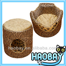 Luxury Double Use Pet House and Cozy Craft Soft Pet Beds