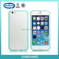 2015 mobile phone manufacturer tpu acrylic cover case for iPhone 6 wholesale alibaba