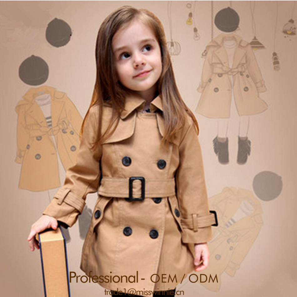 kids clothes wholesale china fashion girl coat 2016 winter coats