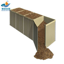 MIL8 Hesco Barriers Wall Price Hesco Bastion For Sale
