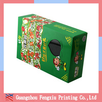 High Quality Fruit Cardboard Boxes Wholesale