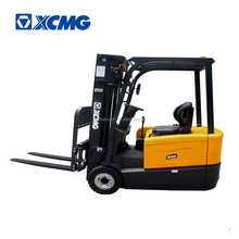 XCMG official manufacturer FBT18 1.8 ton 3 wheel electric forklift price