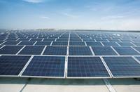 2MW GRID TIED SOLAR SYSTEM, SOLAR POWER STATION