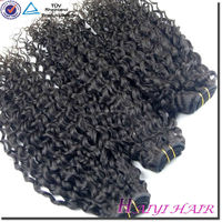 Large Stock Top Virgin Chinese Kinky Curly Hair