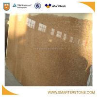 China G386 red big slab granite
