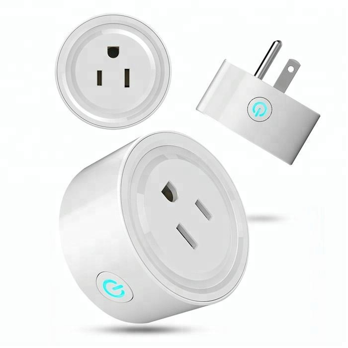 2018 Hot Sale Electrical Home Remote APP Control Wireless Mini Socket Wifi Smart Plug