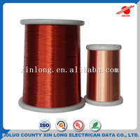 Factory Prices Copper Clad Aluminum Wire Welding CCA Enameled Electrical Wire