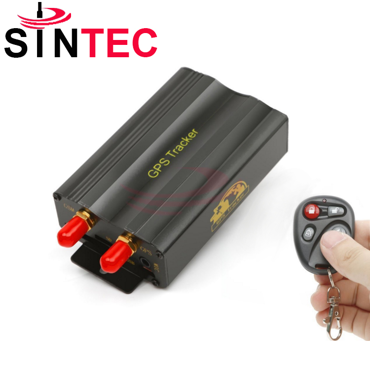 Easy Install Car Use GSM GPS Tracker/Tracking Device TK103B with Remote Control
