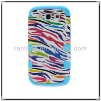 For Samsung Galaxy S3 robot leopard case
