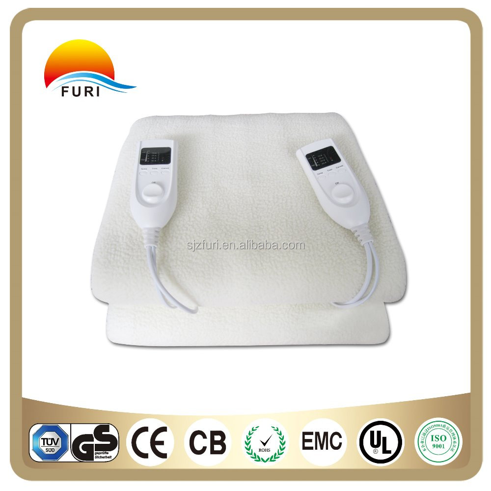 portable soft electric heating korean blanket