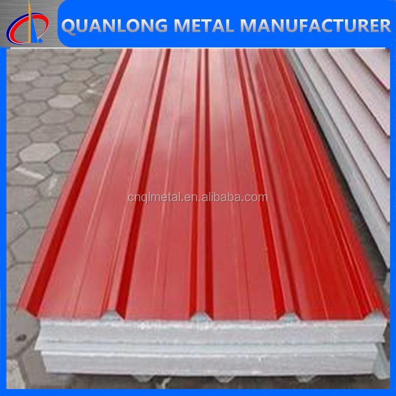 Color Coated Steel Roof Tile