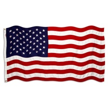 Cheap Custom Polyester Waterproof 3*5 National Flag, Country Flag, American Flag