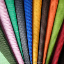 Non-woven factory Colorful PP Non Woven Fabric, Eco-friendly Raw Material
