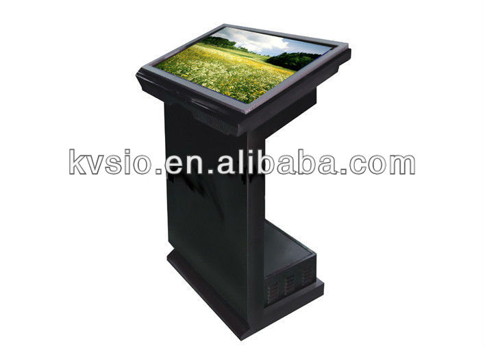 Wifi Bill Payment Touch Information Kiosk With Music Downloads