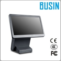 "BUSIN 15.6"" cheap touch screen pos monitor /touch POS TD6-C3"