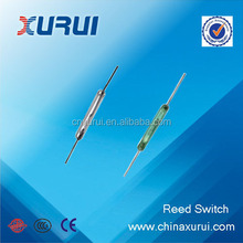 ISO9001&CE glass electronics 14mm reed switch
